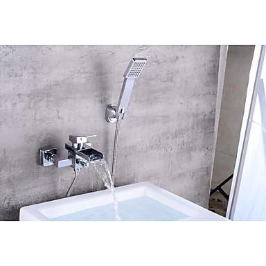حنفية حوض الاستحمام - معاصر الكروم في وسط صمام سيراميكي