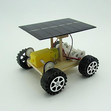 Carros de Brinquedo / Brinquedos a Energia Solar / Brinquedo Educativo Tanque Alimentado a Energia Solar / Recarregável / Faça Você Mesmo Para Meninas Crianças Dom