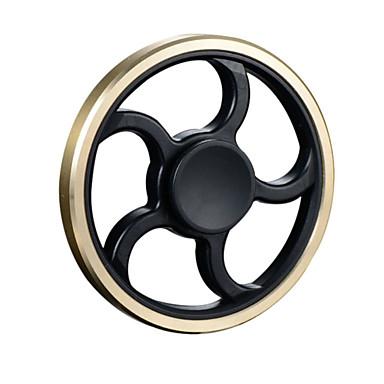 hesapli Yenilik ve Göğüs Oyuncakları-Dikkat Çarkları / El iplik makinesi Yüksek Hız / Öldürme Süresi için / Stres ve Anksiyete Rölyef Ring Spinner Metalik Klasik Parçalar Genç Kız Çocuklar için / Yetişkin Hediye