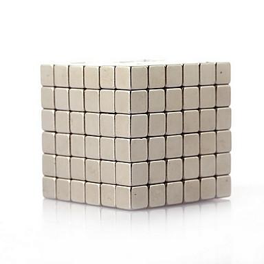 216 pcs 4mm ألعاب المغناطيس أحجار البناء مكعبات سحرية لغز مكعب مغناطيس للبالغين صبيان فتيات ألعاب هدية