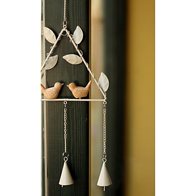 1pç Polyresin / Metal Casual / Retro / Regional para Decoração do lar, Presentes / Objetos de decoração Presentes