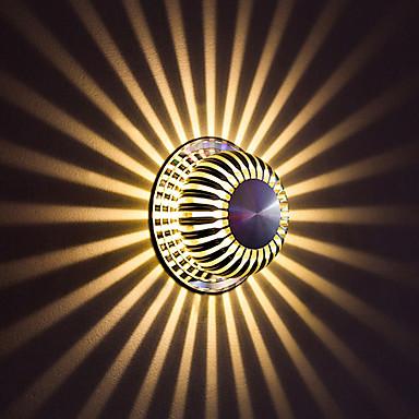 CXYlight الحديثة / المعاصرة إضاءات معلقة الألومنيوم إضاءة الحائط 90-240V 3W