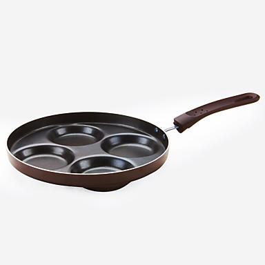 1 st 4 gaten ijzer antiaanbaklaag koekenpan ei tool kookgerei keuken levering