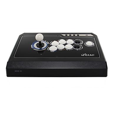 QANBA Q4-3in1 BLACK/WHITE USB Joystick - Xbox 360 PC 30 Com Cabo