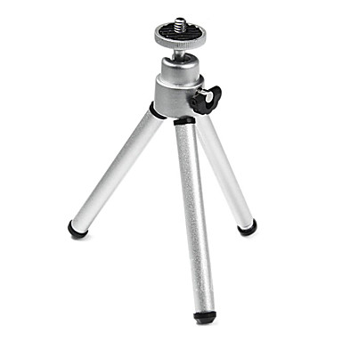 Stativ Multifunksjonell / Praktiskt Til Action-kamera Xiaomi Kamera / SJCAM / Gopro 5/4/3/3+/2/1 Aluminium