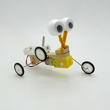 إنسان آلي / مجموعات البناء / ألعاب تربوية آلة / إنسان آلي / مجموعة طبول اصنع بنفسك / كهربائي / التعليم صبيان / فتيات للأطفال هدية