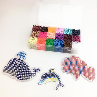 Puzzle Vzdělávací hračka Kreslení Delfín Ryby Kůň Klaun Mořské zvíře Zvířata Udělej si sám Dětské Unisex