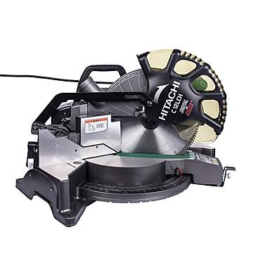 히타치 램프 12 레이저 디지털 고정밀 복합 사접 톱