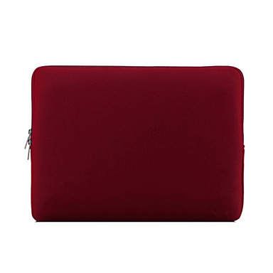 Mangas para Côr Sólida Têxtil Para o Novo MackBook Pro 15