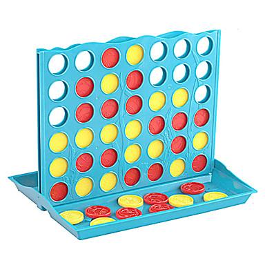 Jogos de Tabuleiro Brinquedos Quadrada Plástico Peças Unisexo Dom