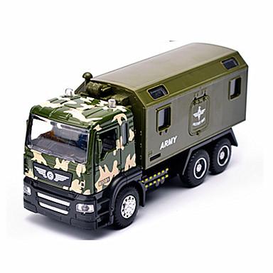 Caminhão de Bombeiro Caminhões & Veículos de Construção Civil Carros de Brinquedo Modelo de Automóvel Carrinhos de Fricção 01:32 Música e
