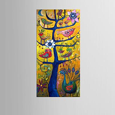 Estampado Laminado Impressão De Canvas - Abstrato Estilo / Modern