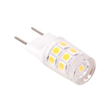 2W 230-260 lm G8 Luminárias de LED  Duplo-Pin T 17 leds SMD 2835 Decorativa Branco Quente Branco Frio AC 110-130V