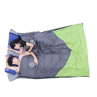 Shamocamel® Sleeping Bag Envelope / Rectangular Bag -3 15 20°C Keep Warm Moistureproof/Moisture Permeability Ultra Light (UL) Camping
