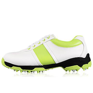 Sapatos para Golf Sapatos Casuais Mulheres Anti-Escorregar Secagem Rápida Respirável Anti-desgaste Ao ar livre Cano Baixo Borracha