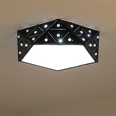تركيب السقف المدمج ضوء محيط - LED, 110-120V / 220-240V, أبيض دافئ / أبيض, وشملت مصدر ضوء LED / 5-10㎡ / LED متكاملة