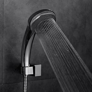 Moderna Chuveiro Tipo Chuva Cromado Característica - Efeito Chuva, Lavar a cabeça