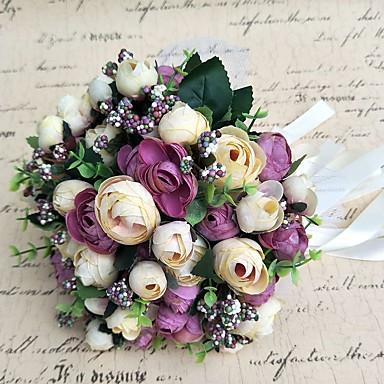 زهور الزفاف باقات زفاف ستان 9.84