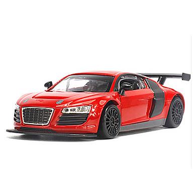 CAIPO Brinquedos Carrinhos de Fricção Carro de Corrida Brinquedos Carro Plástico Metal Peças Unisexo Dom