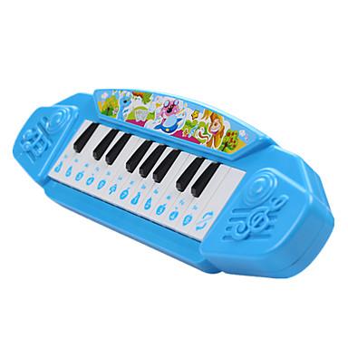 Brinquedo de música Piano Teclado Eletrônico Brinquedo Educativo Instrumento Musical de Brinquedo Piano Diversão Crianças Unisexo