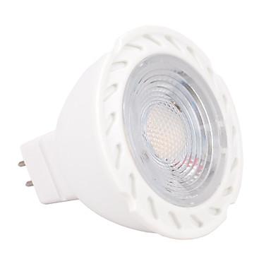 5W 430-450lm GU5.3(MR16) Lâmpadas de Foco de LED MR16 6 Contas LED SMD 2835 Regulável Branco Quente Branco Frio 12V