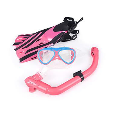 Snorkels Máscaras de mergulho Fins de Mergulho Protecção Mergulho Eco PC Mistura de Material