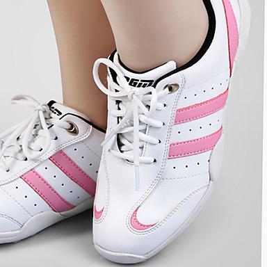Sapatos Casuais Sapatos para Golf Mulheres Anti-Escorregar Anti-Shake Respirável Anti-desgaste Ao ar livre Cano Baixo Borracha Esportes