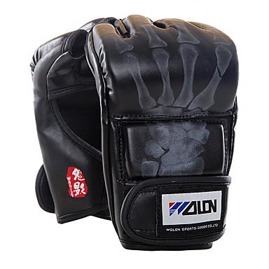 Luvas de Box Luvas para Treino de Box Luvas para Saco de Box para Boxe Muay Thai Sem Dedo Manter Quente Design Anatômico Permeável á