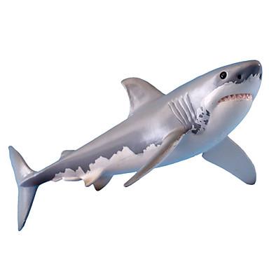 Brinquedos & Bonecos de Ação Tubarão Plástico Para Meninas Dom