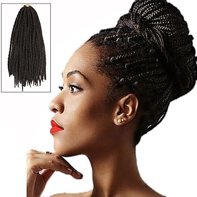Trenza de la torcedura Trenzas de cabello Box Trenzas 24