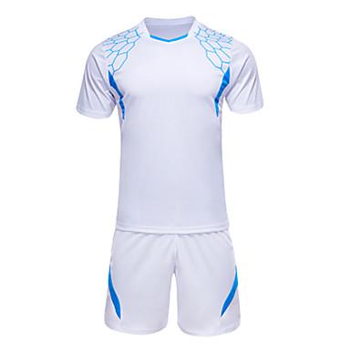 Futebol Camisa/Roupas Para Esporte Moletom Blusas Confortável Verão Clássico Poliéster Futebol