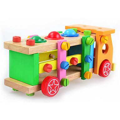 Carros de Brinquedo / Blocos de Construir / Brinquedo Educativo Carro Legal / Clássico Para Meninos Dom
