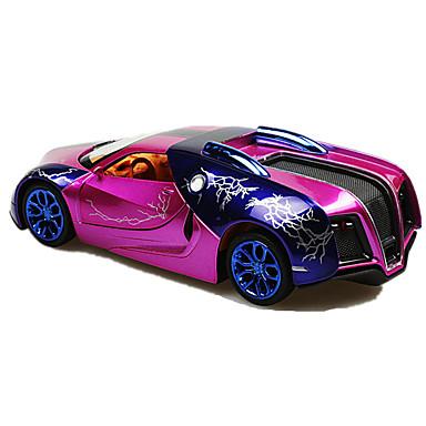 Carrinhos de Fricção Carro de Corrida Brinquedos Brinquedos Metal Peças Unisexo Dom