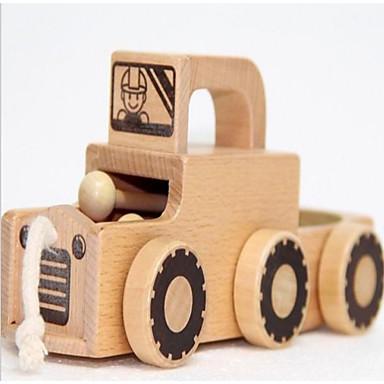 Blocos de Construir Caminhão Clássico Fun & Whimsical Para Meninos Dom