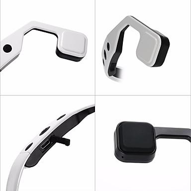 No ouvido Sem Fio Fones Dinâmico Plástico Esporte e Fitness Fone de ouvido Com controle de volume / Com Microfone Fone de ouvido