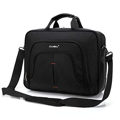 dell / hp / lenovo / sony / acer / surface 등을위한 15.6 인치 노트북 다기능 핸드백 숄더 백 노트북 가방