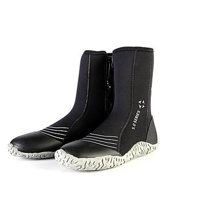 Sapatos para Água Unisexo Anti-Shake Almofadado Secagem Rápida Anti-desgaste Espetáculo Ao ar livre Borracha PU Mergulho