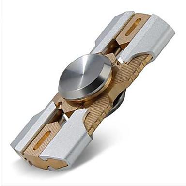 Spinners de mão / Mão Spinner Por matar o tempo / O stress e ansiedade alívio / Brinquedo foco Dois Spinner Metalic Clássico Peças Para