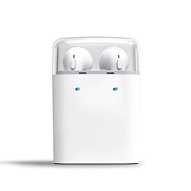 soyto Sem Fio Fones Dinâmico Plástico Condução Fone de ouvido Com caixa de cobrança Com Microfone Fone de ouvido