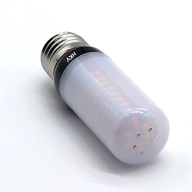 HKV 6 W 500-600 lm E14 / E26 / E27 Lâmpadas Espiga 46 Contas LED SMD 5736 Branco Quente / Branco Frio 220-240 V / 1 pç / RoHs