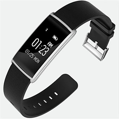 Pulseira inteligente N108 for iOS / Android Tela de toque / Monitor de Batimento Cardíaco / Impermeável Monitor de Atividade / Monitor de