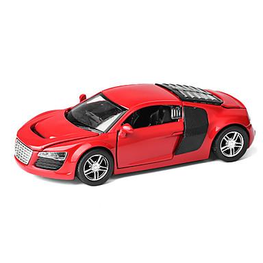 Carros de Brinquedo Modelo de Automóvel Brinquedos Música e luz Brinquedos Metal Peças Unisexo Dom