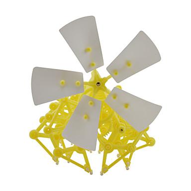 Brinquedos de Ciência & Descoberta Brinquedo Educativo Brinquedos Circular Faça Você Mesmo Para Meninos Para Meninas Peças