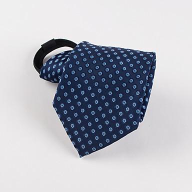 pánské party / večerní tmavě modré a pohodlné profesionální kravaty