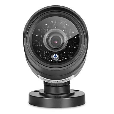 Annke® 720p hd 1.0m durável toda a estação ip66 câmera à prova de intempéries com sistema de viscy ccyv noite ir