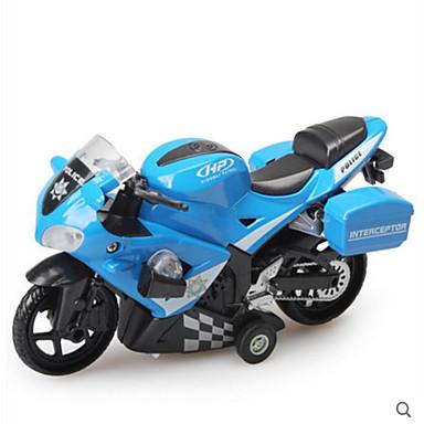 Brinquedos Motocicletas Brinquedos Quadrada Plástico Peças Dom