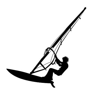 Pessoas Esportes Desenho Animado Adesivos de Parede Autocolantes de Aviões para Parede Autocolantes de Parede Decorativos, Vinil