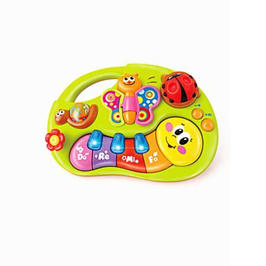 Brinquedo Educativo Instrumento Musical de Brinquedo Circular Presente Unisexo