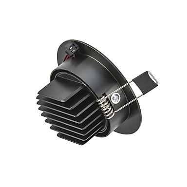 6W 540lm 2G11 Downlight de LED Encaixe Embutido 1 Contas LED COB Decorativa Branco Quente / Branco Frio 85-265V