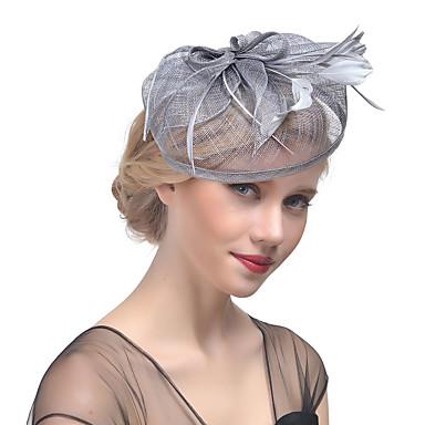 fascinators headpiece svatební party elegantní klasický ženský styl